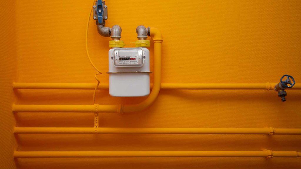 Gasleitungssanierung